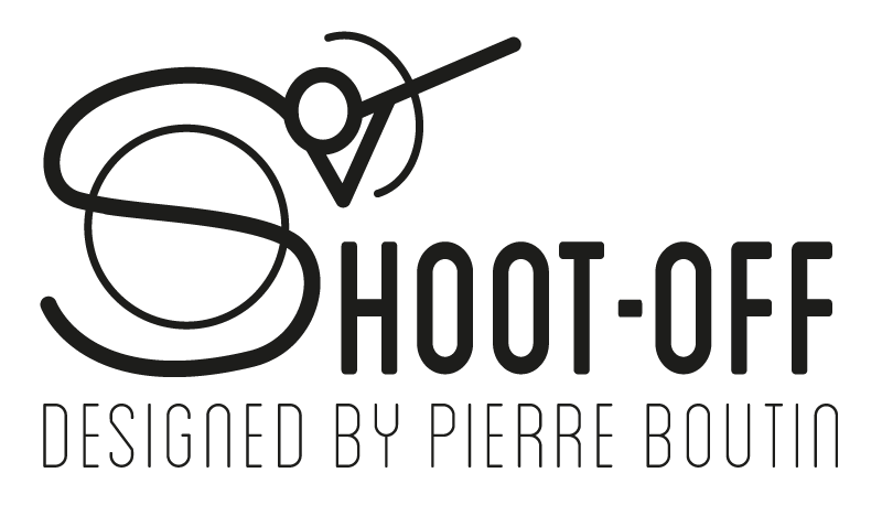 SHOOT OFF BY PIERRE BOUTIN